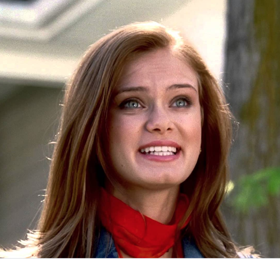 """<p>We get it, everyone wanted Kimberly on the last <em>Halloweentow</em>n flick. But when our wish wasn't granted, Sara stepped up to the plate and did an amazing job playing Marnie. Before <em>Halloweentown</em>, Sara appeared in <em><a href=""""https://go.redirectingat.com?id=74968X1596630&url=https%3A%2F%2Fwww.disneyplus.com%2Fseries%2Flizzie-mcguire%2F3RlptgsoNczX&sref=https%3A%2F%2Fwww.goodhousekeeping.com%2Flife%2Fentertainment%2Fg33673984%2Fhalloweentown-cast-now%2F"""" rel=""""nofollow noopener"""" target=""""_blank"""" data-ylk=""""slk:Lizzie McGuire"""" class=""""link rapid-noclick-resp"""">Lizzie McGuire</a>, <a href=""""https://www.amazon.com/Summerland/dp/B0006SSMZG/?tag=syn-yahoo-20&ascsubtag=%5Bartid%7C10055.g.33673984%5Bsrc%7Cyahoo-us"""" rel=""""nofollow noopener"""" target=""""_blank"""" data-ylk=""""slk:Summerland"""" class=""""link rapid-noclick-resp"""">Summerland</a>,</em> and many more. She also had scored the leading role in <em><a href=""""https://go.redirectingat.com?id=74968X1596630&url=https%3A%2F%2Fwww.disneyplus.com%2Fmovies%2Faquamarine%2F5O2F4FP8xPC1&sref=https%3A%2F%2Fwww.goodhousekeeping.com%2Flife%2Fentertainment%2Fg33673984%2Fhalloweentown-cast-now%2F"""" rel=""""nofollow noopener"""" target=""""_blank"""" data-ylk=""""slk:Aquamarine"""" class=""""link rapid-noclick-resp"""">Aquamarine</a></em> and graced the screen playing queen bee Staci in <em><a href=""""https://www.amazon.com/Sleepover-Joe-Nussbaum/dp/B01BHFRHPC/?tag=syn-yahoo-20&ascsubtag=%5Bartid%7C10055.g.33673984%5Bsrc%7Cyahoo-us"""" rel=""""nofollow noopener"""" target=""""_blank"""" data-ylk=""""slk:Sleepover"""" class=""""link rapid-noclick-resp"""">Sleepover</a></em>. </p>"""