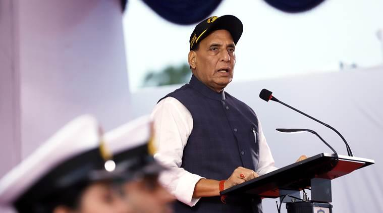 Rajnath Singh warns about 'big incident' in coastal areas by terrorists from Pakistan