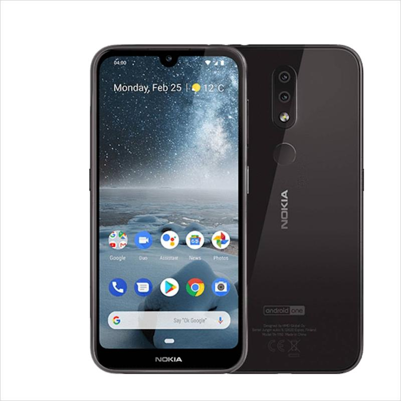 Nokia 4.2: Good looks but an average performer