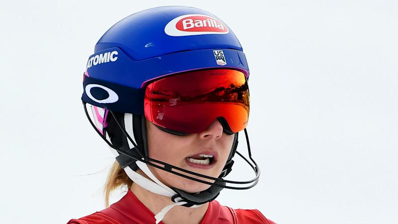 Tessa Worley claims first win of season, Mikaela Shiffrin struggles