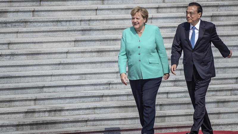 Hong Kong is a matter for China, Premier Li Keqiang tells Angela Merkel