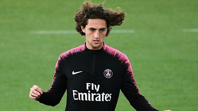 The mother of wantaway French midfielder Adrien Rabiot lashed out at Paris Saint-Germain.