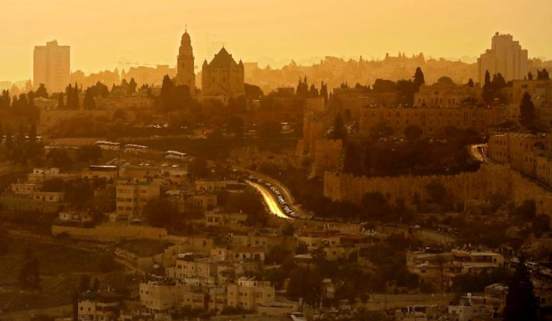 The Palestinians see the Israeli-annexed eastern sector of Jerusalem as the capital of their future state, while the Jewish state considers the entire city its capital