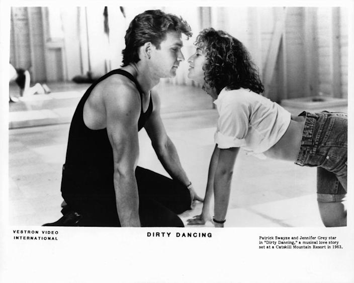"""<p>Although """"Baby"""" was attracted to Johnny when she first saw him, it was their dance lessons that turned their attraction into one of Hollywood's most memorable love stories. Baby struggled to see how the working class at the resort was being demeaned. Despite feeling like her family judged Johnny, Baby always treated him with respect and love. Since the movie became a mega success, it's nearly impossible to hear """"The Time of My Life"""" without seeing Jennifer Grey and Patrick Swayze complete the lift in their dance routine.</p>"""