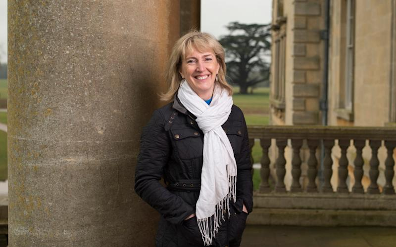 Hilary McGrady, who was named as the trust's leader in December, has spoken publicly for the first time after getting the job and insisted the country's biggest charity needs a fresh approach - National Trust