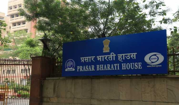 Prasar Bharati joins hands with Google to livestream poll results on YouTube