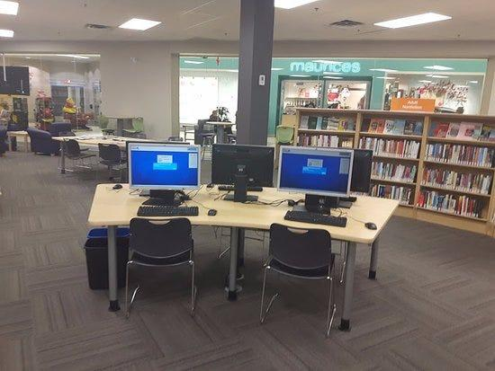 If you can't borrow or buy an extra computer for the household, you could likely use a communally shared computer at your local library – but remembers to wipe it down before and after use, and log out of your cloud accounts.
