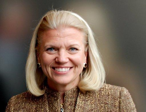 Photo courtesy of IBM shows Virginia Rometty. The male-only membership of Augusta National Golf Club is a topic of conversation once again as the 76th Masters prepares to tee off on Thursday at the famed course. Nine years after a protest by women's groups outside the gates of Augusta National during the tournament, the focus is on IBM chief executive officer Rometty