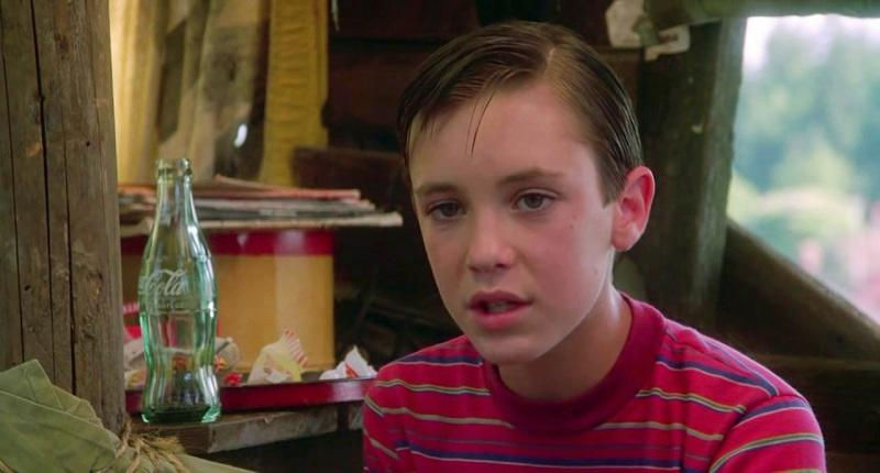 Wil Wheaton in Stand By Me (Castle Rock)