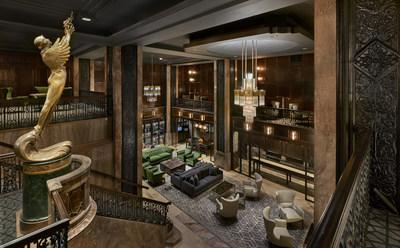Velociti deploys a number of upgrades and wireless technology solutions to this iconic 20-story hotel; combining 1930's elegance with modern comfort and amenities.