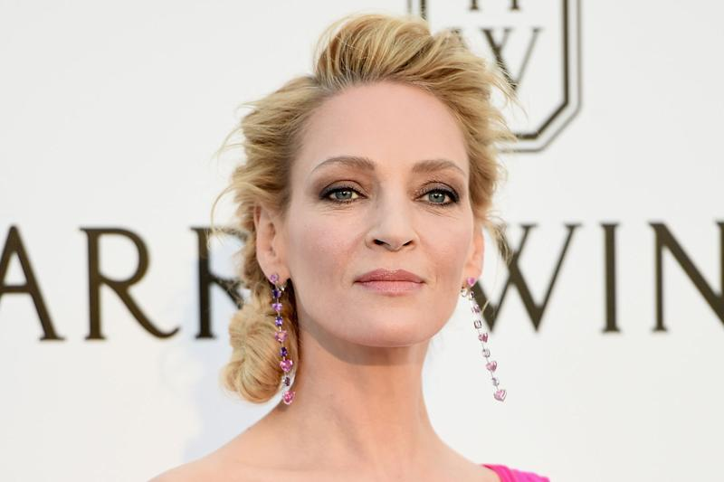 New role: Uma Thurman will preside over the Cannes Un Certain Regard jury: Ian Gavan/Getty Images