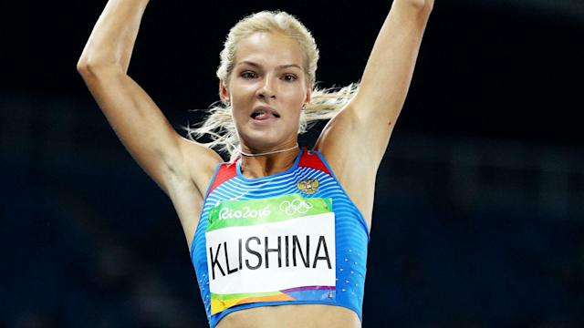 Despite being cleared to compete in Brazil, Russia's Darya Klishina is not enjoying her Rio 2016 experience.