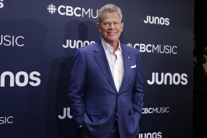 """It's easy to forget that former """"Real Housewives"""" villain David Foster is Canadian, but he's actually from Victoria and has a decades-long music career."""