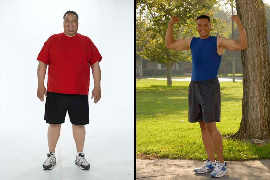 """<a href=""""/biggest-loser/show/37103"""">Biggest Loser</a> Season 2's Pete Thomas has kept off 160 lbs. Jillian's Weight Loss Tip: """"SLEEP. Try to get the proper amount of sleep. When we sleep our bodies recharge themselves and release key fat burning hormones (HGH and Lepting) that burn fat, manage stress, and control appetite."""""""