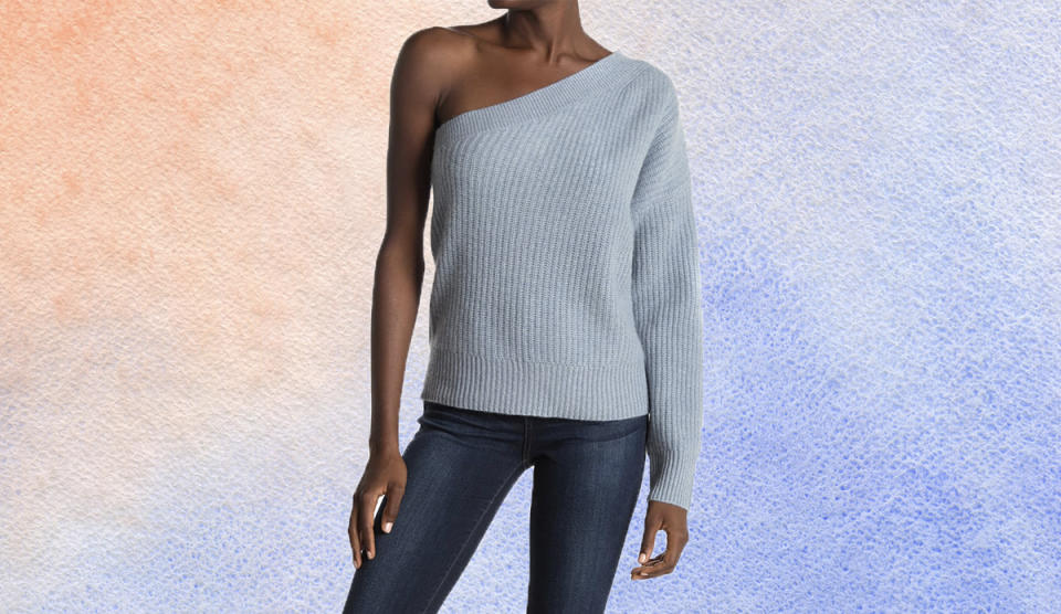Show a bit of skin. (Photo: Nordstrom Rack)