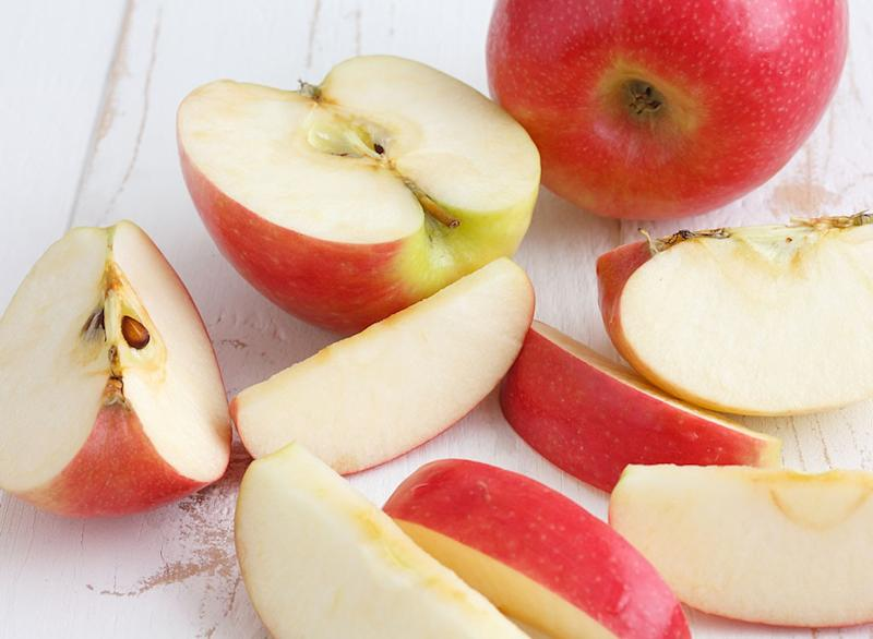 how to lose body fat - apples