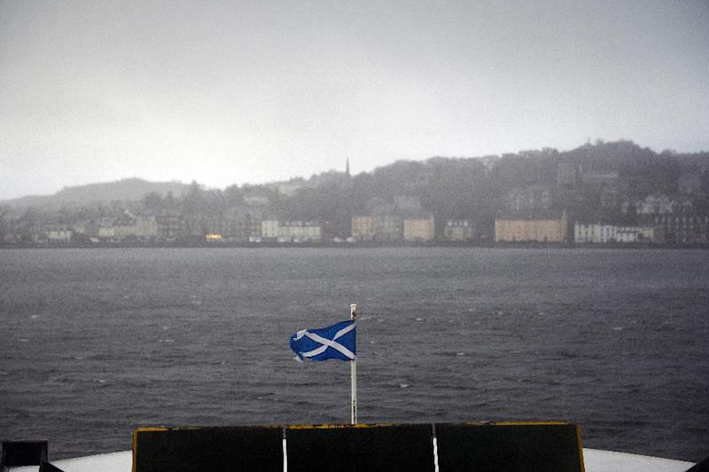 There were 70 Syrian refugees living on Bute in Scotland at the last count in October 2017, predominantly children