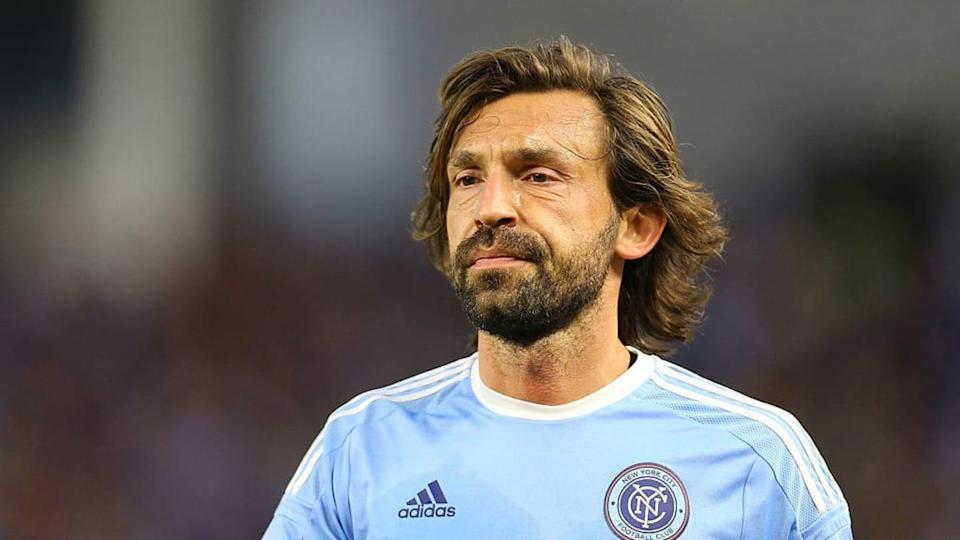 Andrea Pirlo | Mike Stobe/Getty Images