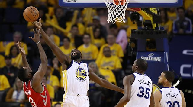 Game 3 proved that when Golden State's defense is locked in and Stephen Curry is hot, the Warriors are nearly unbeatable.