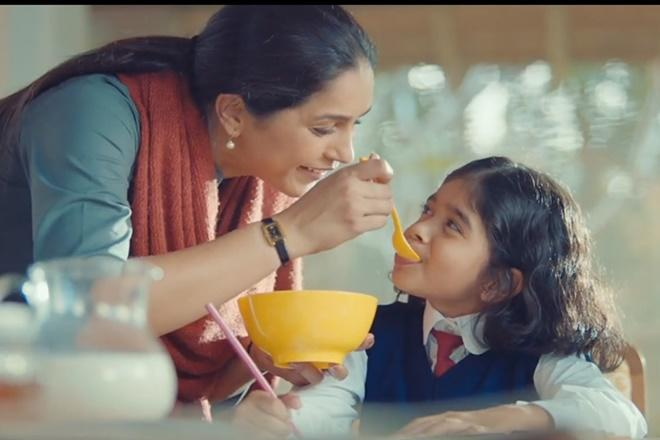 For this campaign, Kellogg's is targetting mothers between the age group of 25-44, while touching multiple media touchpoints.