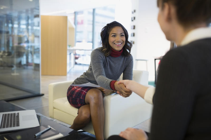 Job interviews are like negotiation - and you need to ask questions. Source: Getty