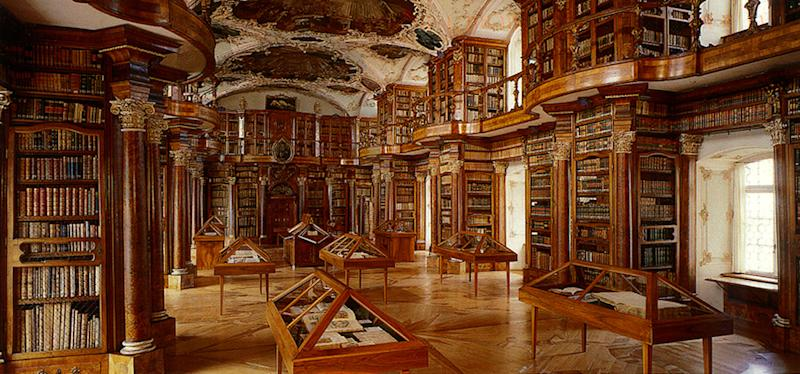 Beautiful libraries around the world; Keepers of Cool