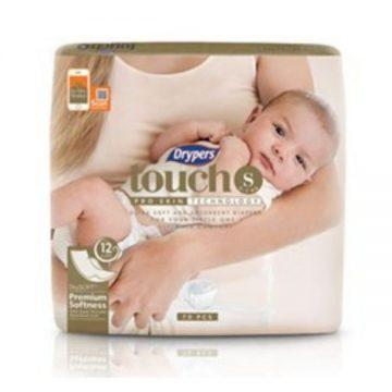 Best diapers in Singapore - Drypers Touch