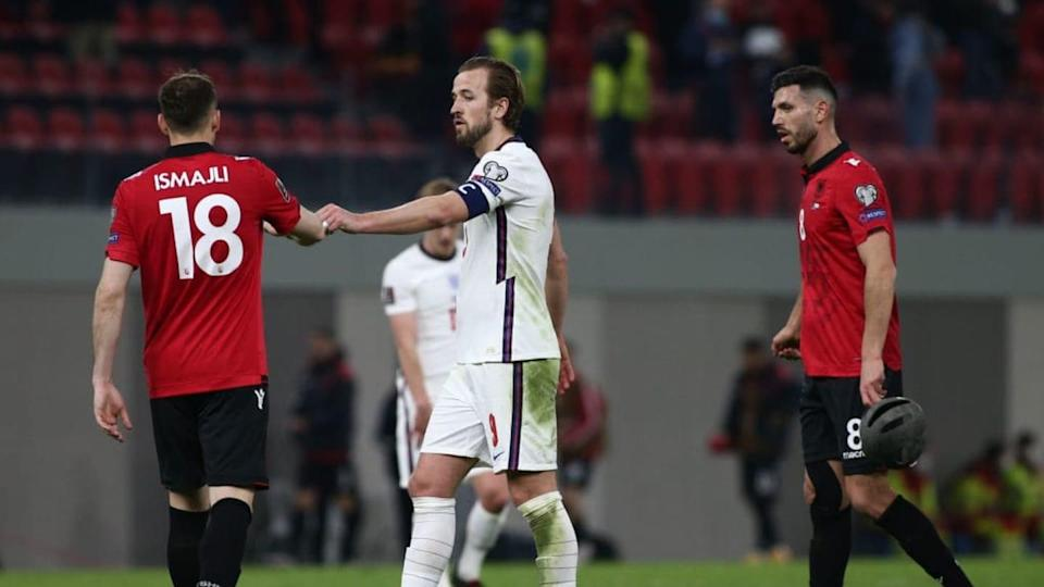 Albania v England - FIFA World Cup 2022 Qatar Qualifier | MB Media/Getty Images