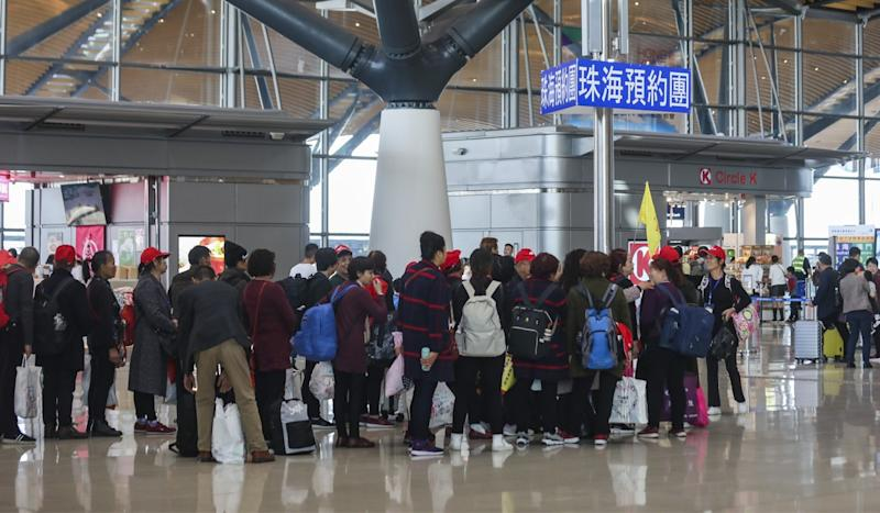 Hong Kong-Zhuhai-Macau Bridge traffic continues to rise, but efforts to reduce weekend day trippers pay off