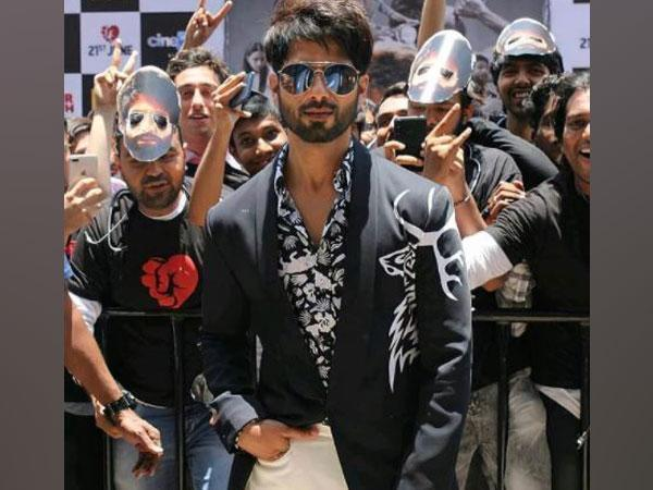 Picture shared by Shahid Kapoor (Image courtesy: Instagram)