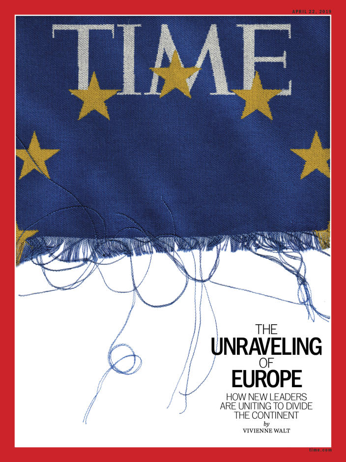 Elections in May could finally allow populists and nationalists to remake the e.U. from within
