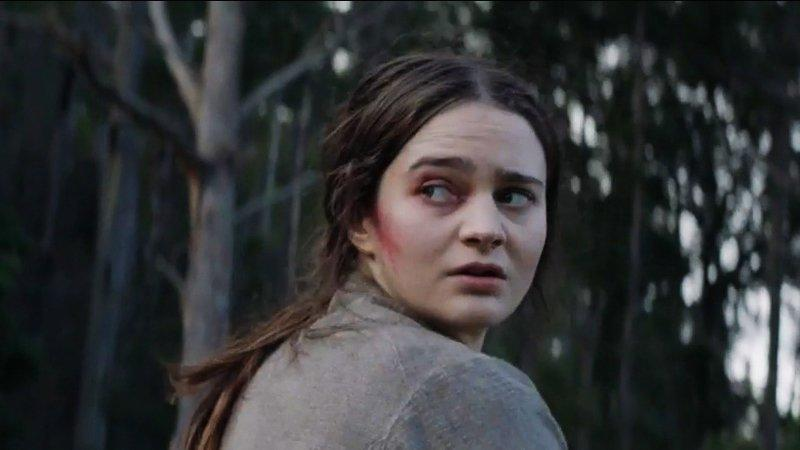 Aisling Franciosi in The Nightingale (Credit: IFC Films)