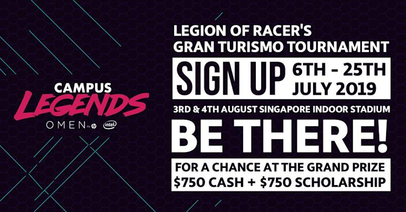 Legion Of Racers Gran Turismo Tournament