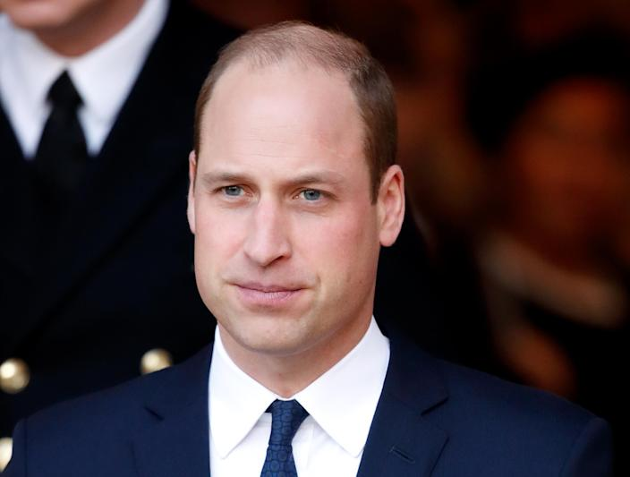 Prince William. (Photo by Max Mumby/Indigo/Getty Images)