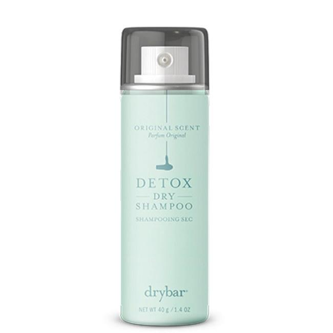 "Your hair washing schedule doesn't match up with your extracurricular activities schedule? No problem. Dry shampoo can fix that. $13, Ulta. <a href=""https://www.ulta.com/travel-size-detox-dry-shampoo?productId=xlsImpprod14021107"">Get it now!</a>"