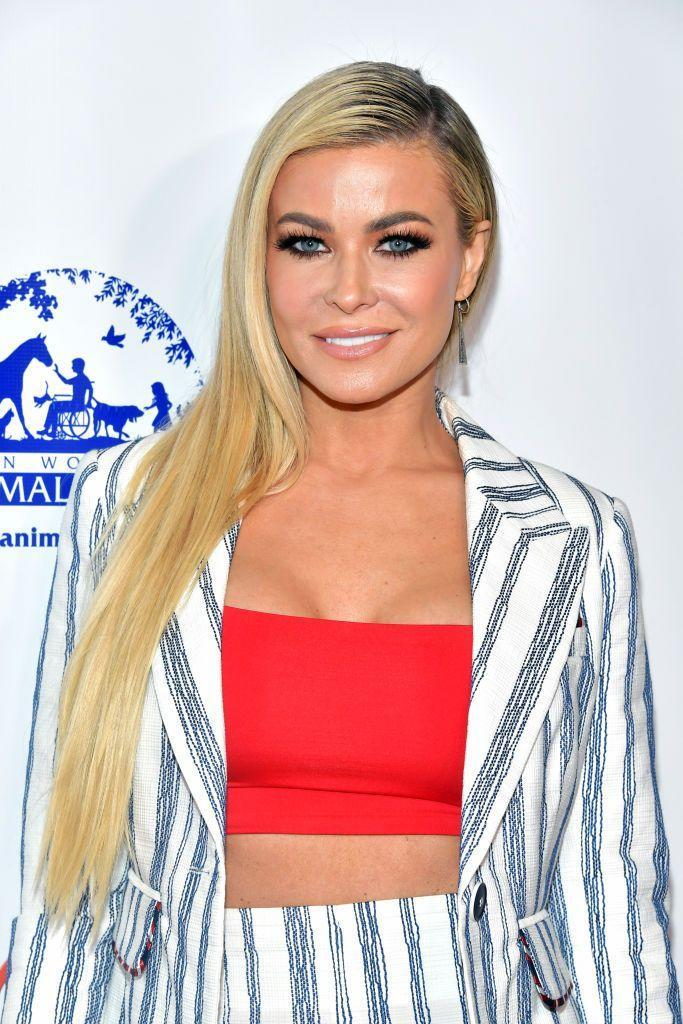 "<p>After going under the knife for breast augmentation, model Carmen Electra said she could have gone without the surgery. ""I had breast surgery over 10 years ago, taking me from a 32B to DD, which took a bit of time to get used to,"" <a href=""https://metro.co.uk/2010/03/24/carmen-electra-regrets-breast-implants-189103/"" rel=""nofollow noopener"" target=""_blank"" data-ylk=""slk:she said"" class=""link rapid-noclick-resp"">she said</a>. ""I didn't want to go as big as that. It's nice that I don't have to wear a push-up bra any more, but I could have left myself alone. I think I was fine the way I was.""</p>"