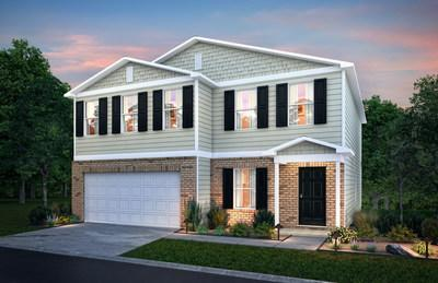 Two-story floor plan | West Lakes in Florence, SC | New homes by Century Complete
