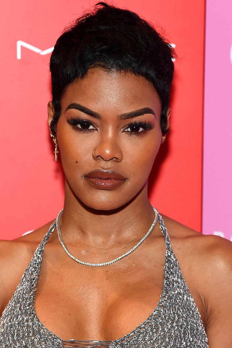 <p>It you're looking for something '90s-inspired, take a cue from Teyana Taylor's perfect pixie. </p>