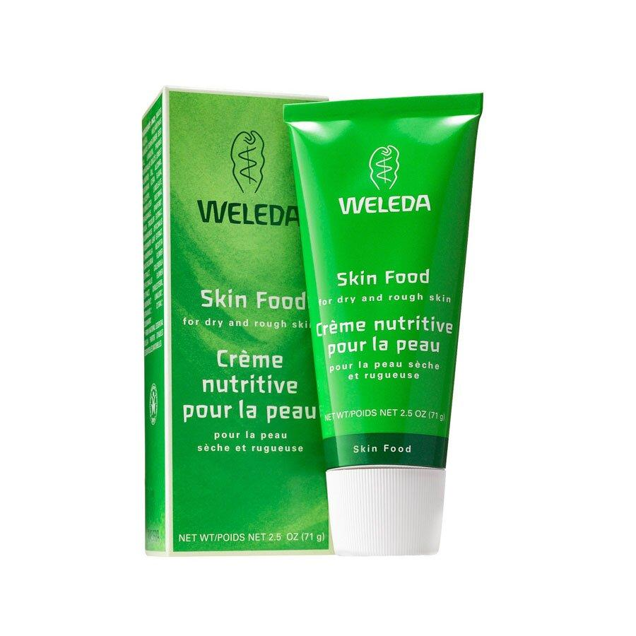"""<p>This cult favorite multi-purpose cream is super thick, moisturizing, and its formula is certified natural by The International Natural and Organic Cosmetics Association (<a href=""""https://www.natrue.org/"""" target=""""_blank"""">NATRUE</a>). Slather it on your face, or any rough spots that need extra hydration like your elbows or hands, because unlike many thick creams, it leaves skin glowy, not greasy. </p>"""