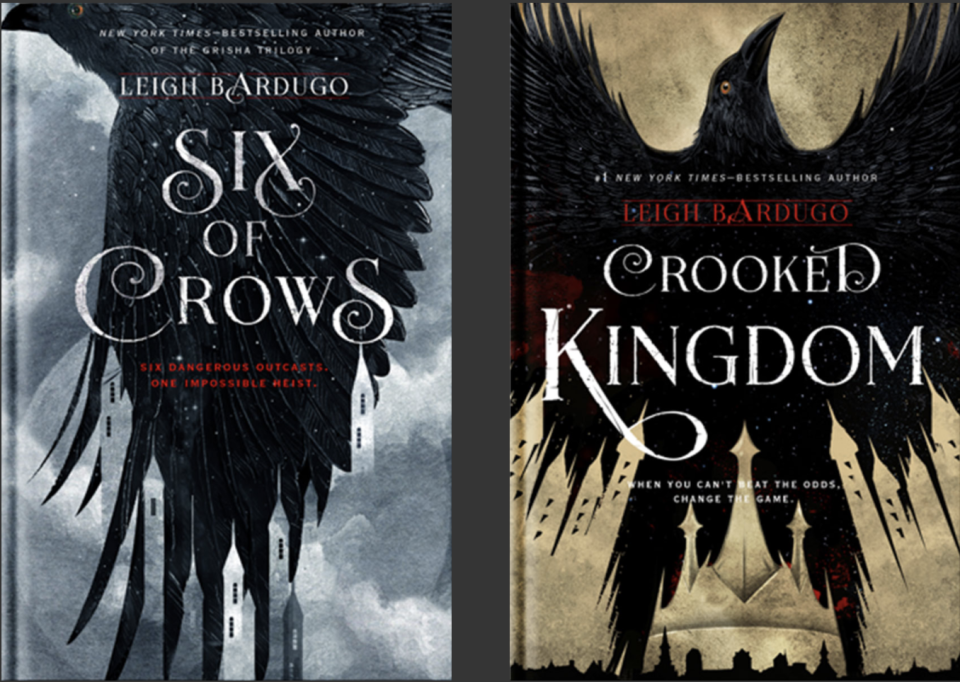 Six of Crows Duology (Photo: leighbardugo.com)