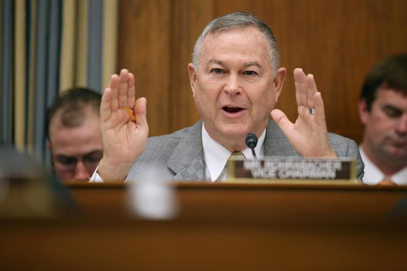 Republican Representative Dana Rohrabacher: Getty Images
