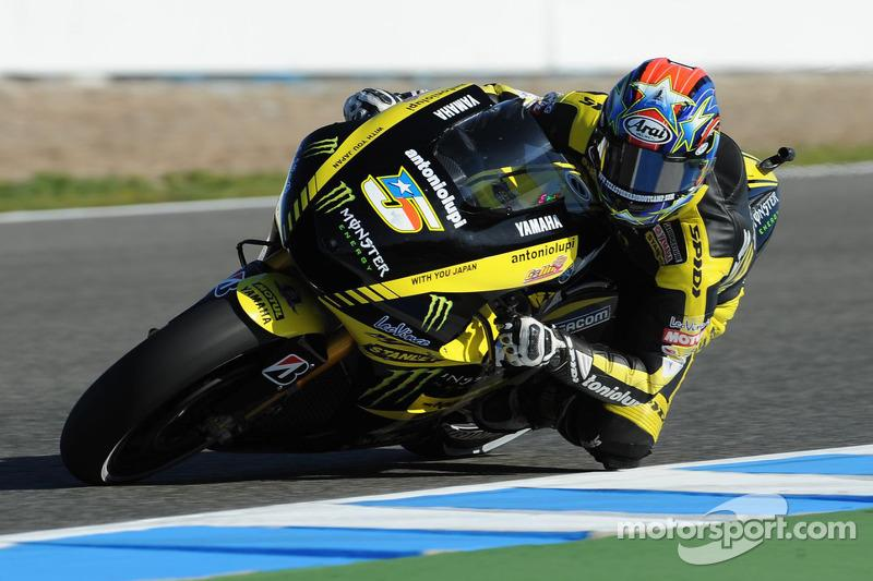 "2011. Colin Edwards (MotoGP)<span class=""copyright"">Tech 3</span>"
