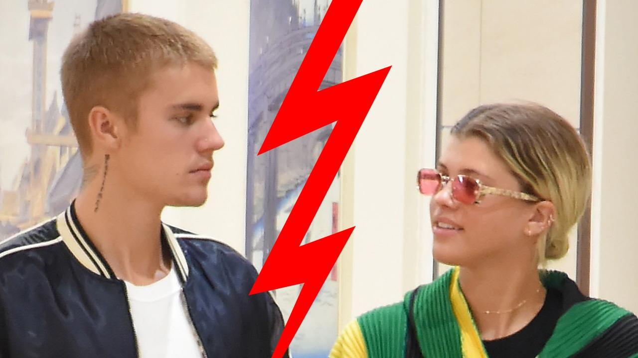 Justin Bieber and Sofia Richie call it quits, in an all-too-familiar WAY!
