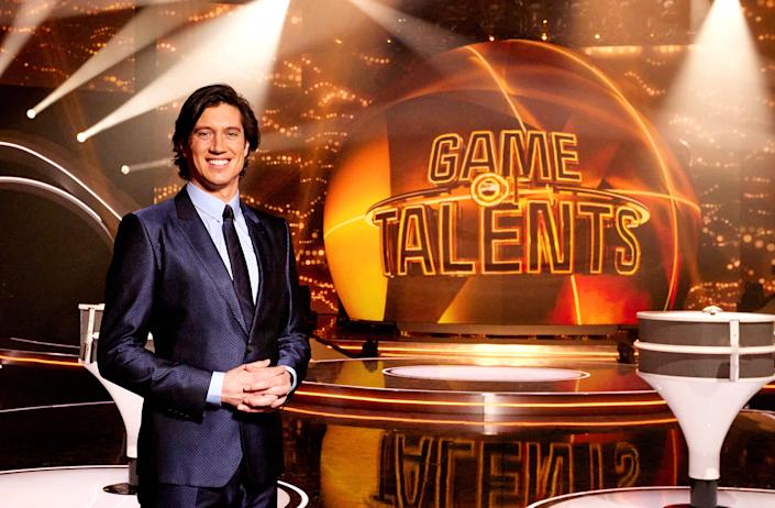 In Game of Talents, hosted by Vernon Kay, can you tell the fire eater from the footballer or the line dancer from the lion tamer? (Thames)