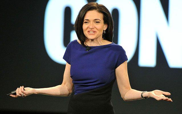 Sheryl Sandberg, pictured on February 2, 2016, called the Ariel India Ad