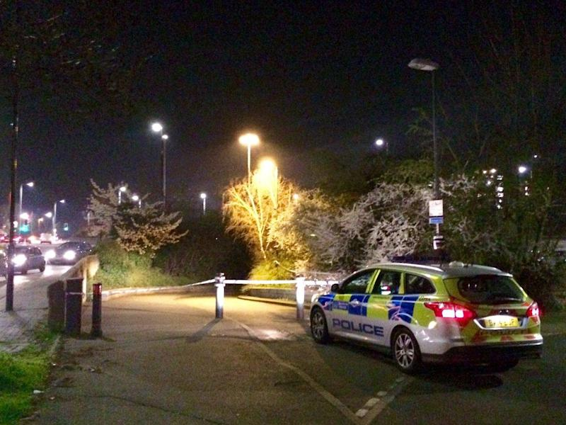 Double stabbing: A man and a teenager were rushed to hospital after being stabbed in a subway: Adam Gribben
