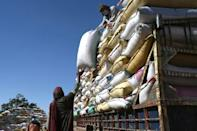India is the largest rice exporter in the world, netting $6.8 billion in annual earnings, with Pakistan in fourth position at $2.2 billion