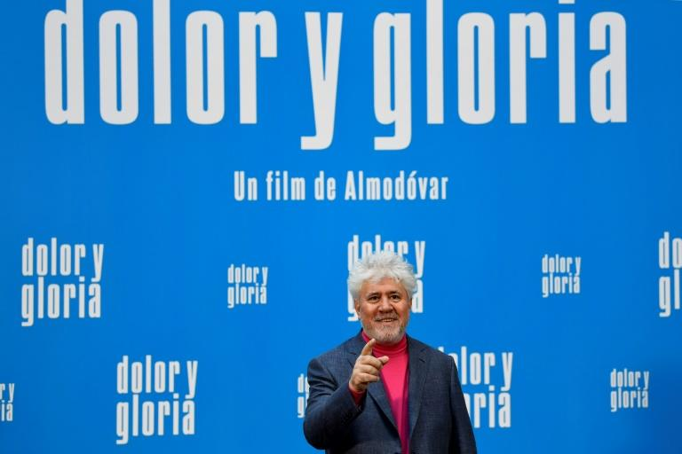"""I felt the need to provide a very introspective look, including into my darkest parts and to mix that with the brightest memories of my childhood,"" said Spanish film director Pedro Almodovar of his new movie ""Pain and Glory"" (Dolor y Gloria)"
