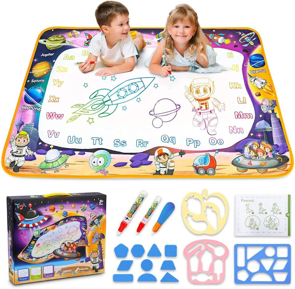 <p><span>Kids Painting Writing Doodle-Board Toy</span> ($13, originally $16)</p>