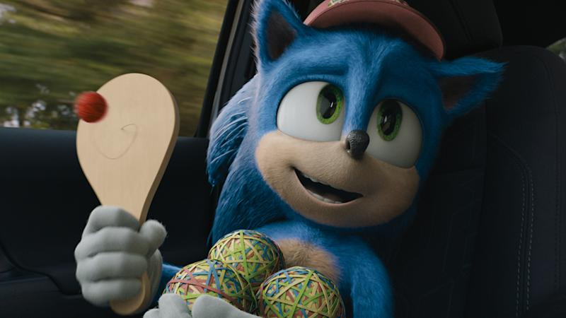 Sonic The Hedgehog Gets Early VOD Release